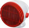 Тепловентилятор SINBO SFH 3364,  1600Вт,  красный,  белый вид 1
