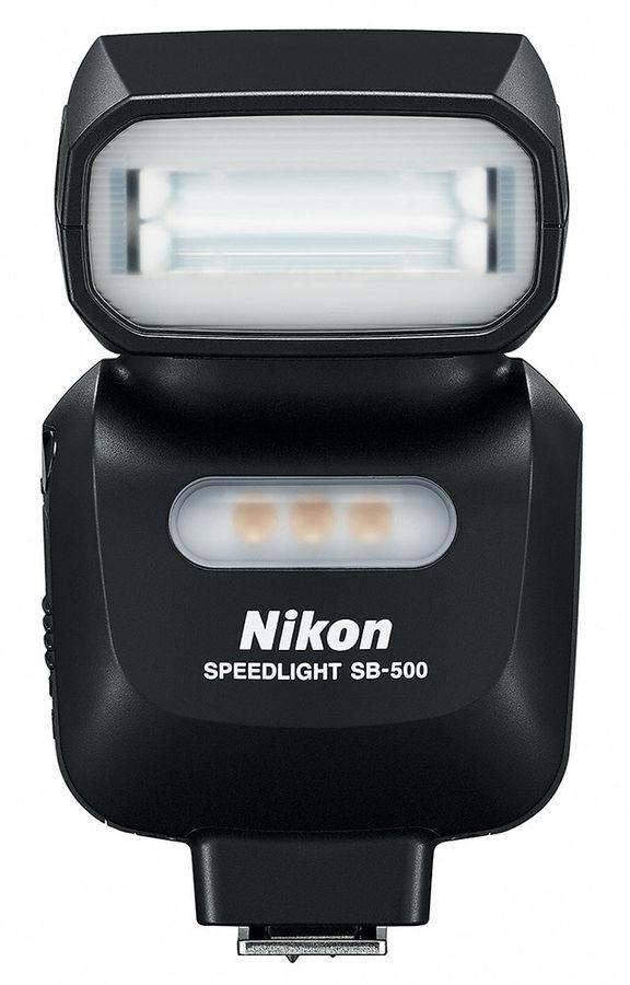 Вспышка NIKON Speedlight SB-500 [fsa04201]