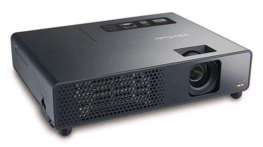 Проектор VIEWSONIC PJ358 черный [vs11611]