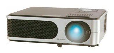 Проектор TOSHIBA X2500 серебристый