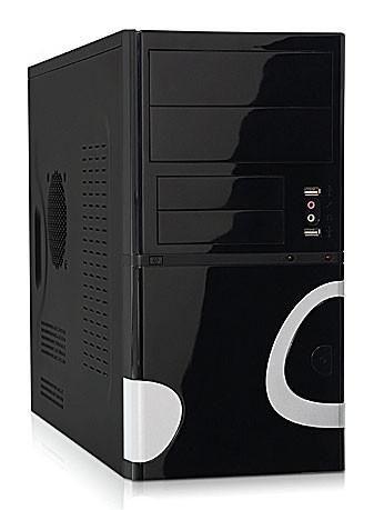 ПК в составе 350W/INTEL E7500/ASUS P5QL-CM/2Gb/1GbGT220/750Gb/DVD-RW/igloo 5063 [системный блок]