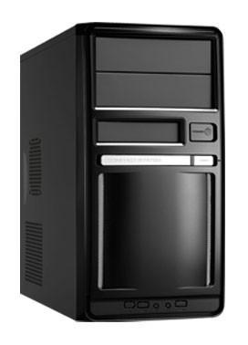 ПК I-RU City в составе AMD Phenom II X6 1090T/MA78LMT-S2/4GB/1TB/DVD-RW/LINKWORLD 550W/ [системный блок]