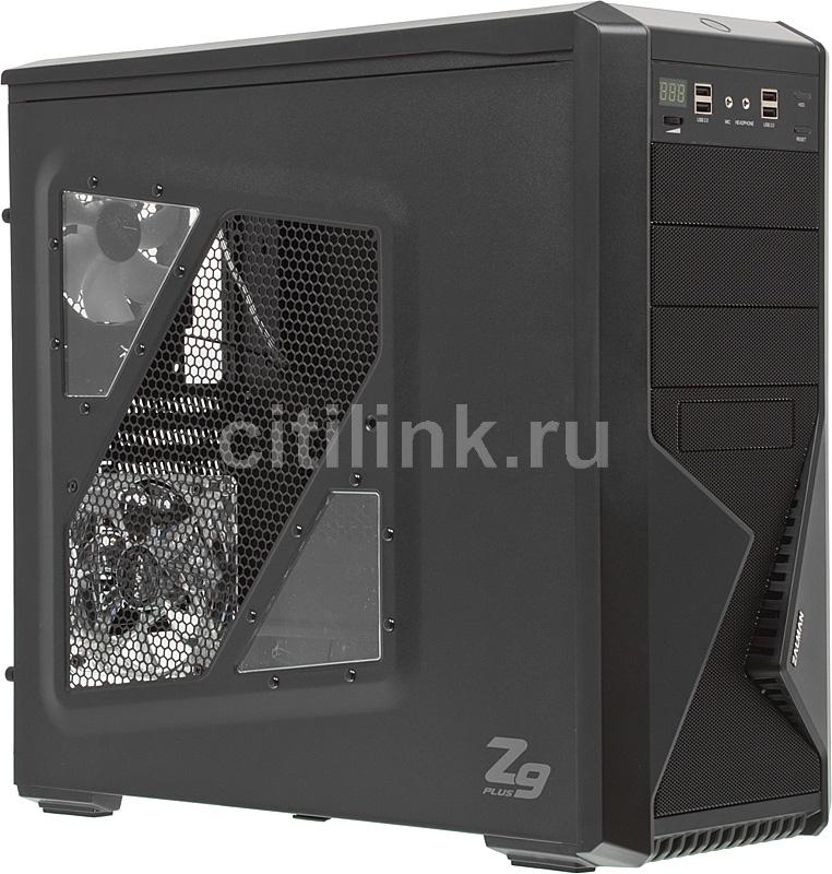 ПК I-RU City в составе INTEL Core i5 2500K/ASUS SABERTOOTH P67/8Gb/1.3Gb GTX570/60Gb,3Tb/DVD-ROM/ [системный блок]