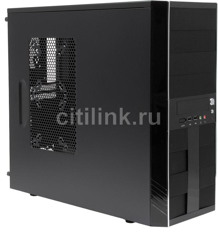 ПК I-RU City в составе INTEL Core i5 2500/ASUS P8H67-M LE/8Gb/1Gb HD6950/64Gb, 1Tb/DVD-RW/ [системный блок]