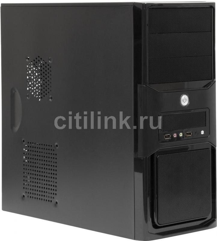 ПК I-RU City в составе INTEL Core i7 2600K/GA-Z68P-DS3/4GB/1GB GeForce210/64GB/EZCOOL 500W/ [системный блок]