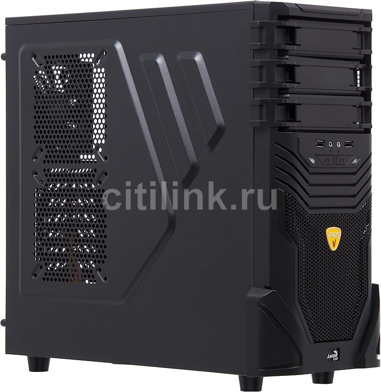 ПК I-RU City в составе AMD Phenom II X6 1075T/GA-970A-D3/8GB/1GB HD6850/2TB/DVD-RW/ [системный блок]