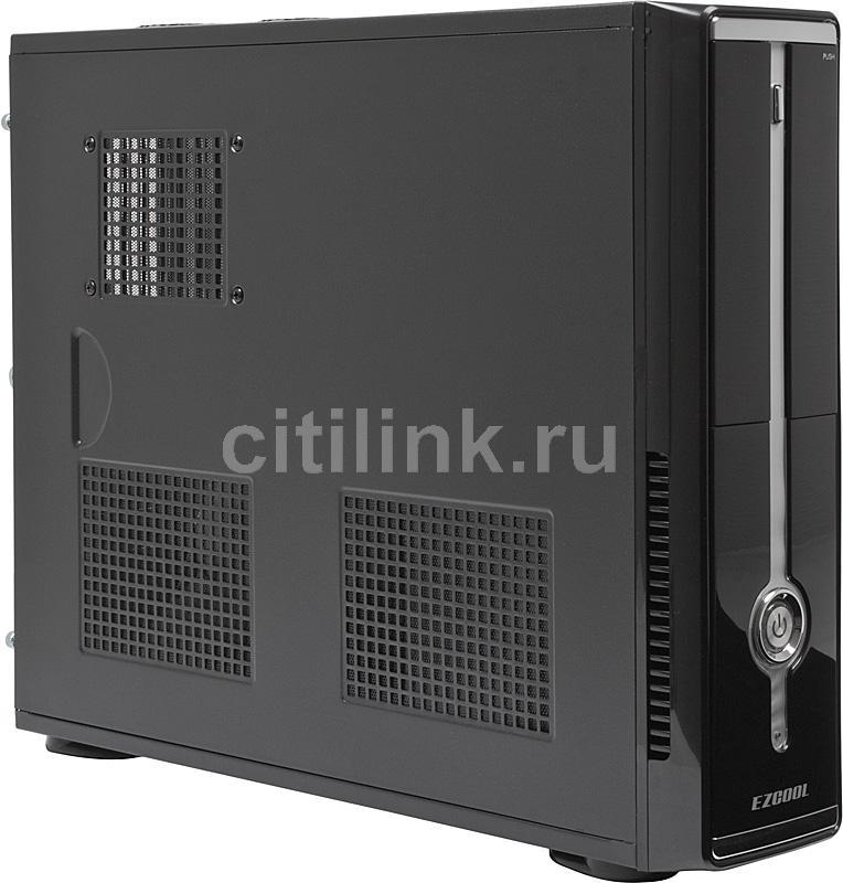 ПК I-RU City в составе INTEL Pentium G620/ASUS P8H61-M LE/4Gb/250Gb/DVD-RW/EZCOOL 350W/ [системный блок]