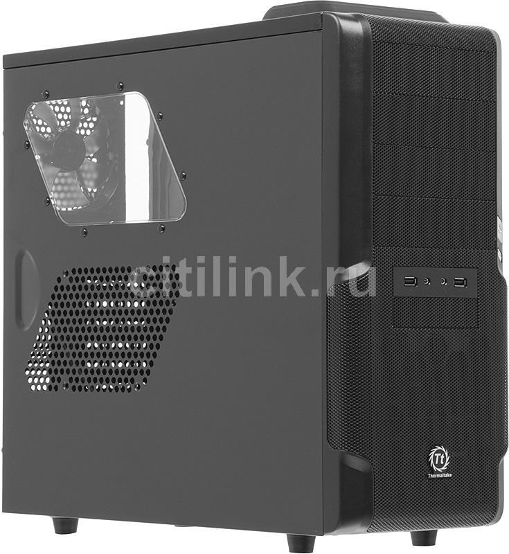 ПК I-RU City в составе INTEL Core i5 2310/ASUS P8H61-M EVO/8Gb/1Gb GTX560/1Tb/THERMALTAKE 600W/ [системный блок]