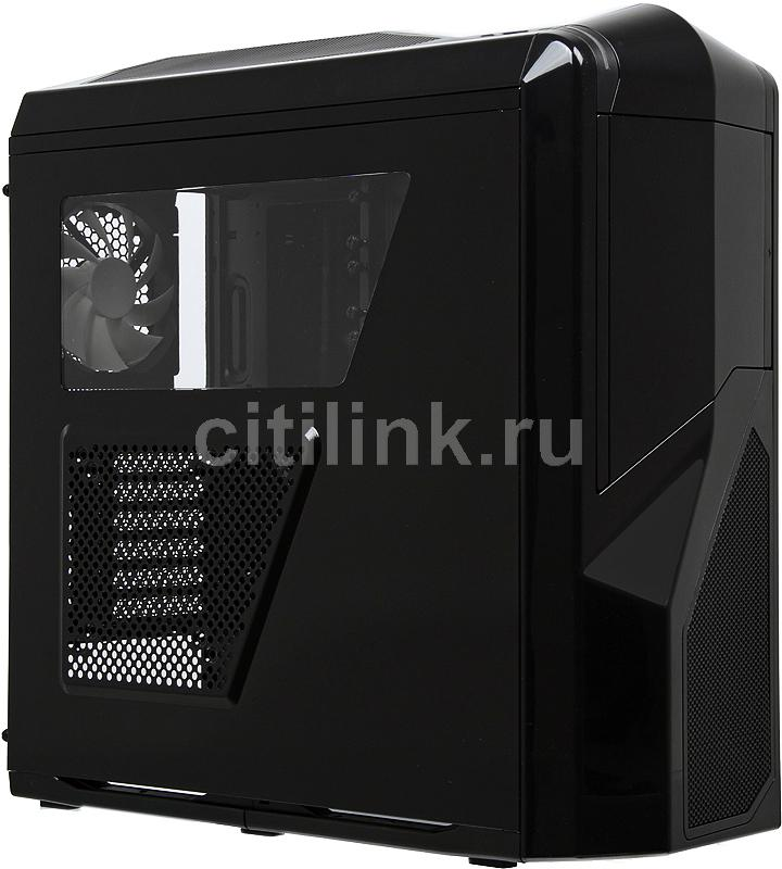 ПК I-RU City в составе AMD FX 4100/ASUS M5A97 PRO/8192 Мб/GeForce GTX 550Ti 1024 Мб/550 Вт [системный блок]
