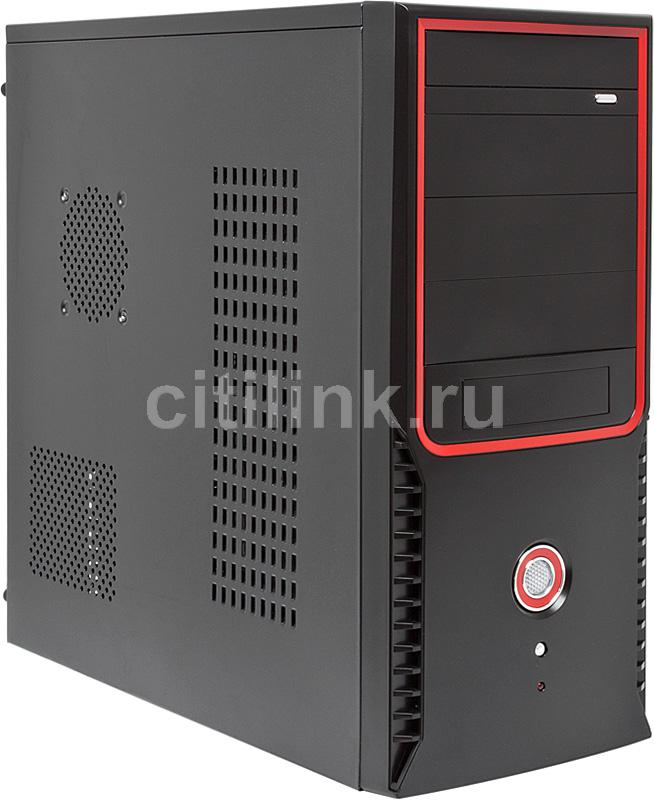 ПК I-RU City в составе INTEL Core i5 3450/MSI B75MA-P45/8Гб/Radeon HD6670 1Гб/2Тб/128Гб/DVD-RW/450W/ [системный блок]