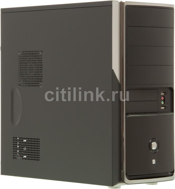ПК I-RU City в составе INTEL Pentium G630/ASUS P8H61/2*2048 Мб/500 Гб/DVD-ROM/450W/ [системный блок]