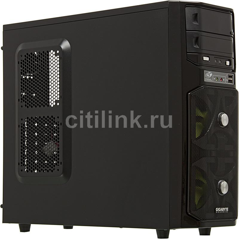 ПК I-RU City в составе INTEL Core i5 3570/GA-H77-DS3H/8Гб/1Тб/DVD-RW/650 Вт [системный блок]
