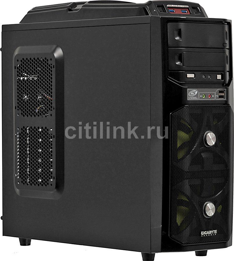 ПК I-RU City в составе INTEL Core i5 3570/ASUS P8B75-M/8Гб/Radeon HD7850 1Гб/2Т+120Гб/DVD-RW/CR/650W [системный блок]