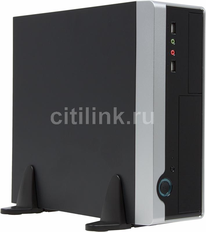 ПК I-RU City в составе INTEL Core i3 2120/GA-H61N-USB3/4GB/60GB/250W/ [системный блок]