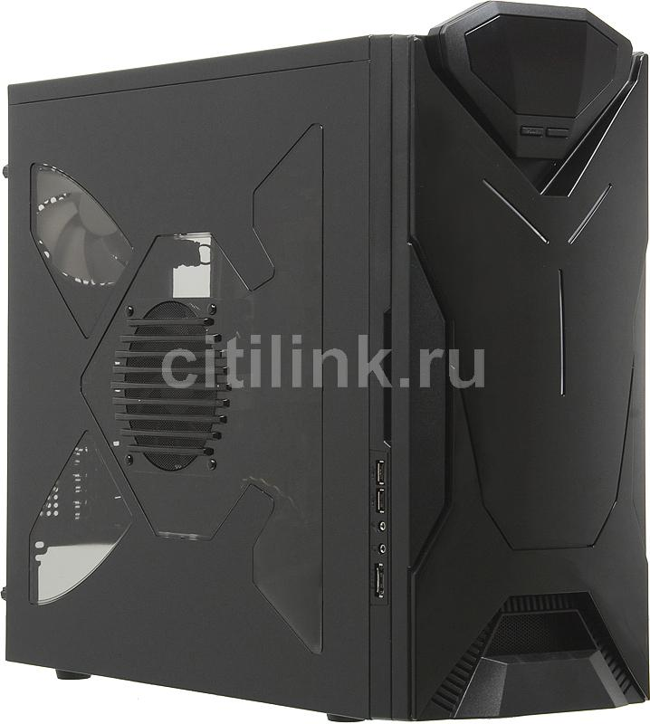 ПК I-RU City в составе AMD FX 8150BE/GA-990FXA-UD3/8GB/GeForce GTX660 2Гб/1Тб/DVD-RW/CR/550W
