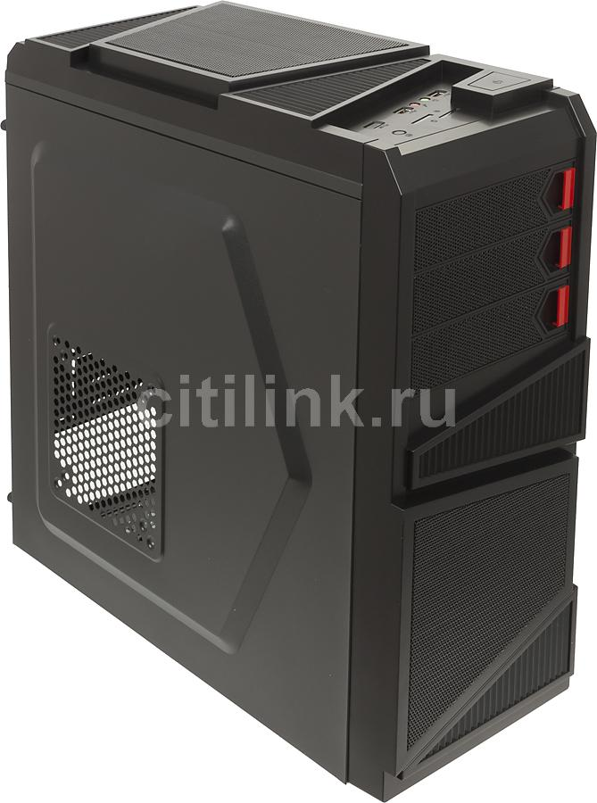 ПК I-RU City в составе INTEL Core i5 4570/ASUS Z87-A/8GB/GeForce GTX760 2GB/120GB/600 Вт/Win7HP64/ [системный блок]