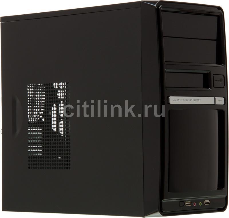 ПК I-RU City в составе INTEL Core i5 3330/ASUS H61M-E/4Гб/500Гб/DVD-RW/500W [системный блок]