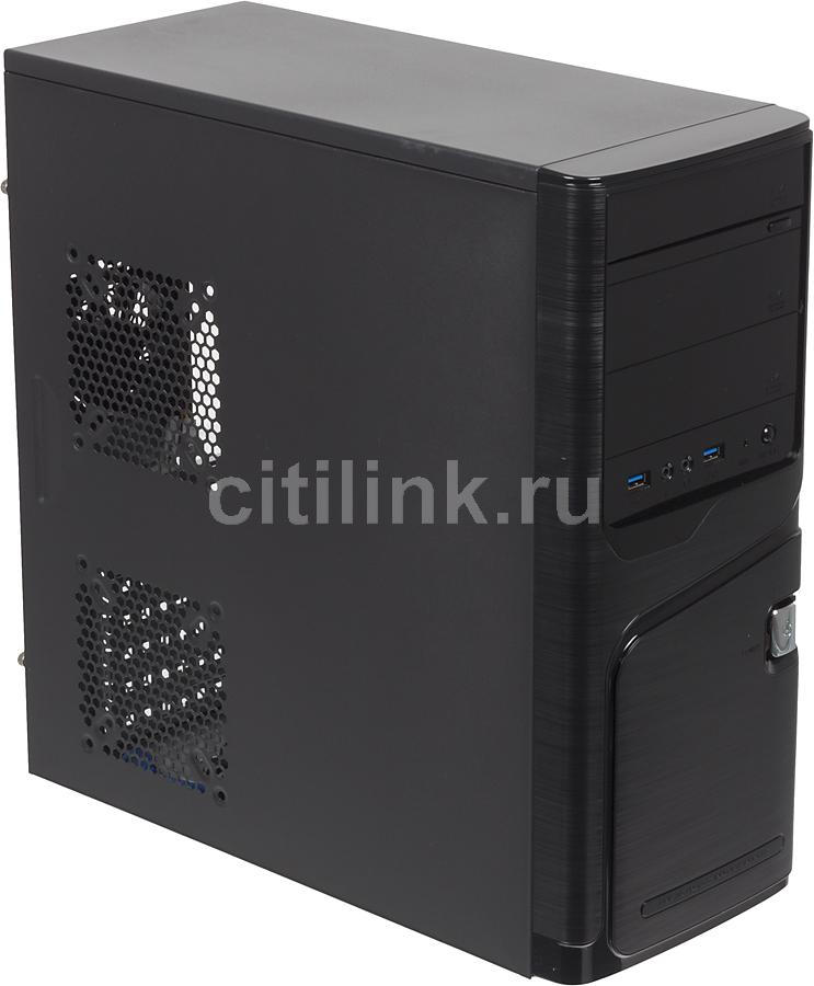 ПК I-RU City в составе INTEL Core i5 3470 box/ASUS P8Z77-V LX/1Гб/DVD-RW/450W [системный блок]