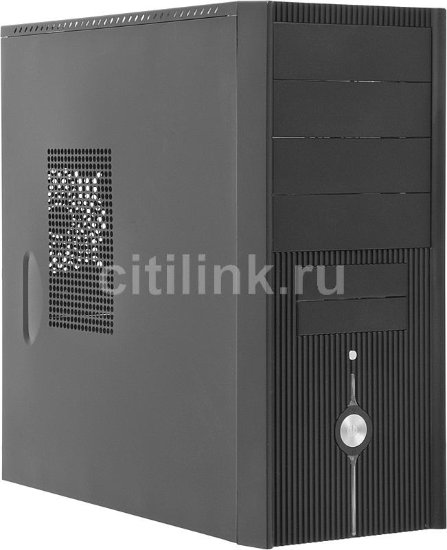 ПК I-RU City в составе INTEL Core i3 4130/MSI H87M-G43/4GB/GeForce GT630 1GB/500Гб/500W/ [системный блок]
