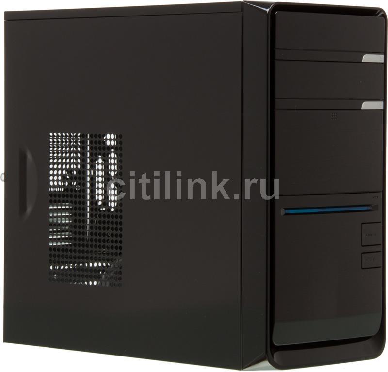 ПК I-RU City в составе INTEL Core i3 4330/ASUS H81M-K/8Гб/GeForce GTX750Ti 1Гб/500Гб/DVD-RW/500W [системный блок]