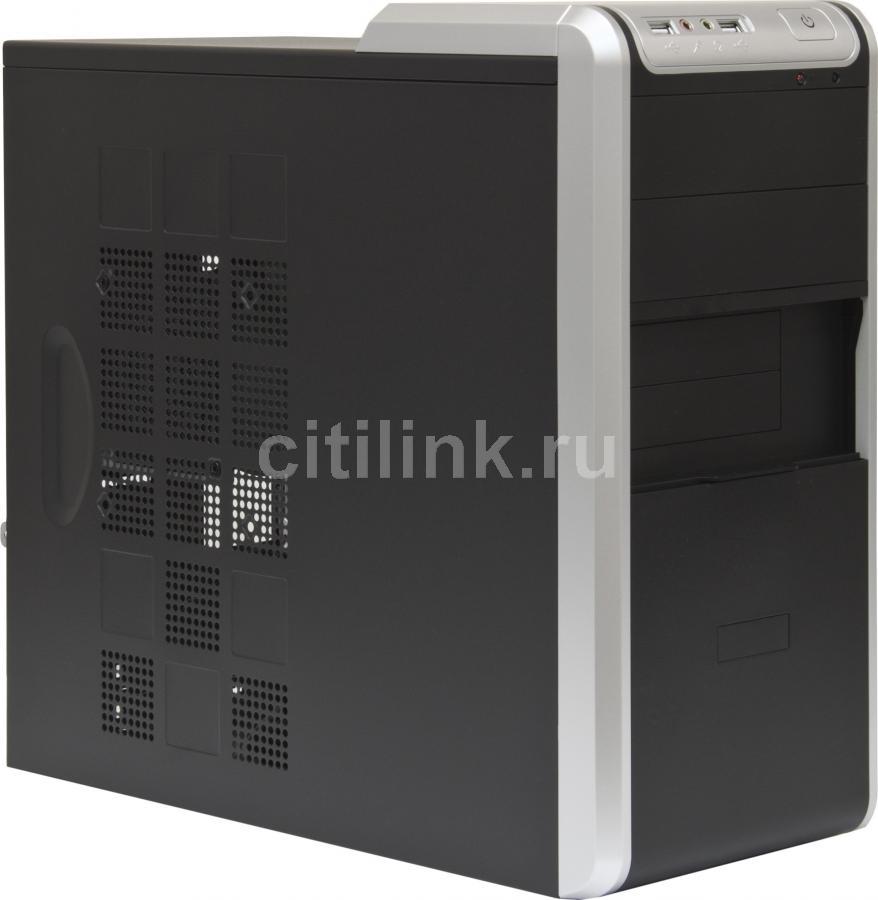 ПК I-RU City в составе INTEL Core i3 2120/ASUS H61M-K/4GB/320Гб/400W/Win7PRO64/ [системный блок]