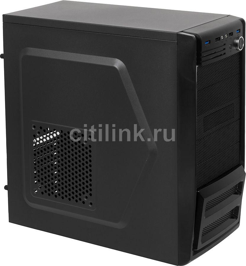 ПК I-RU City в составе INTEL Core i5 4570/ASUS Z87-C/8Гб/256Гб+2Тб/DVD-RW/500W [системный блок]