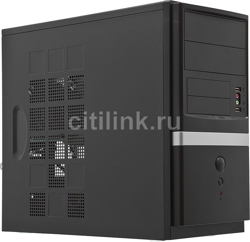 ПК I-RU City в составе INTEL Core i5 4440/ASUS H81M-E/8GB/1TB/DVD-RW/400W/CR/Win7PRO64/ [системный блок]