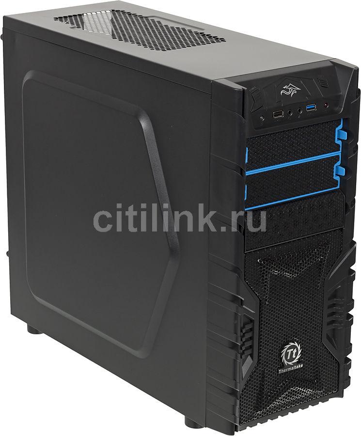 ПК I-RU City в составе INTEL Core i5 4570/GA-H81M-D2V/8Гб/240Гб/DVD-RW/450W [системный блок]