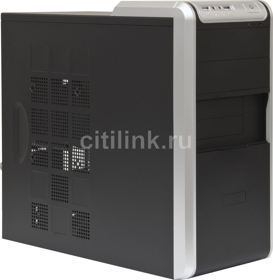 ПК I-RU City в составе INTEL Core i3 4130 box/ASUS H81M-K/4Гб/320Гб/400W/Win7PRO 64bit