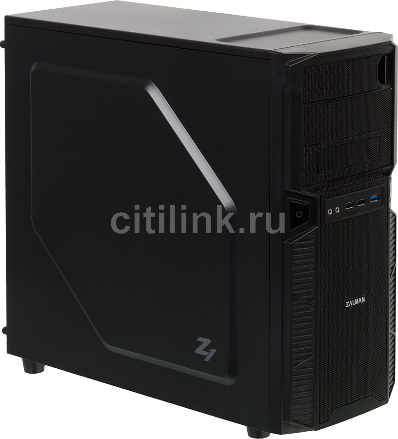 ПК I-RU City в составе INTEL Core i5 4440/ASUS B85M-G/4GB/GeForce GTX760 2GB/500GB/500W/ [системный блок]