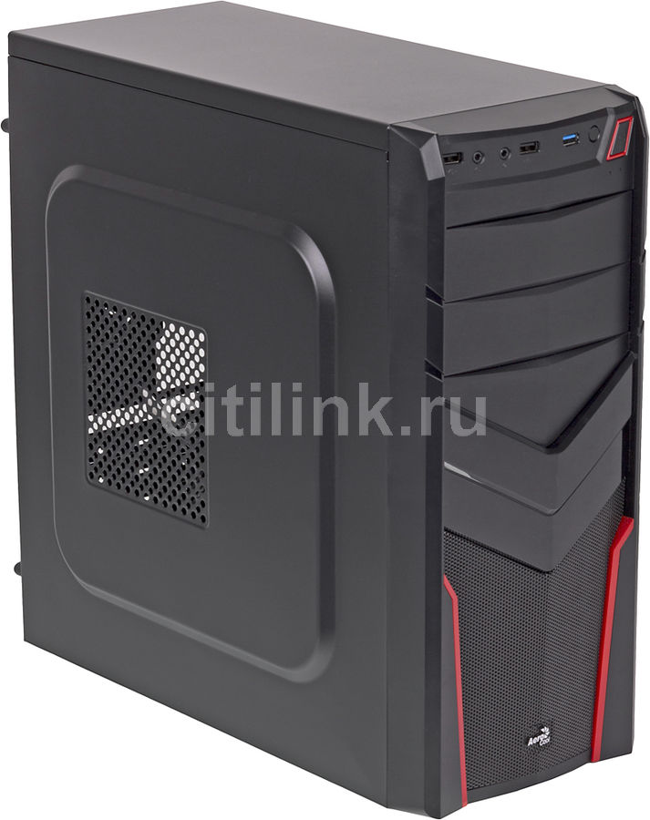 ПК I-RU City в составе AMD FX 8320/ASUS M5A97 R2.0/8GB/GeForce GTX760 4GB/1TB/120GB/600W/