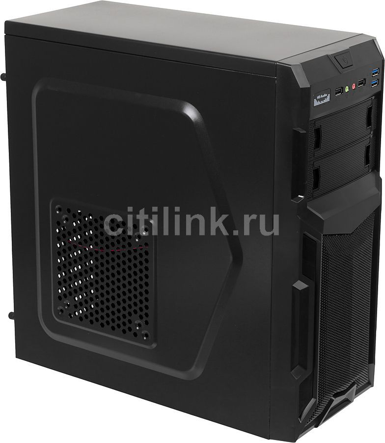 ПК I-RU City в составе INTEL Core i5 3470/ASUS P8Z77-V LX/8GB/GeForce GTX760 2GB/1TB/700W/