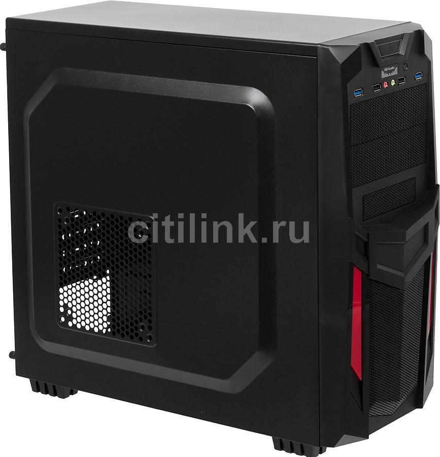 ПК I-RU City в составе AMD FX 4350/ASUS M5A97 EVO R2/8Гб/RadeonR9 280X 3Гб/1Тб/AV/600W