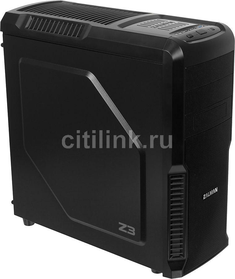 ПК I-RU City в составе INTEL Core i5 4690K/ASUS Z97-K/8GB/GeForce GTX970 4GB/1TB/120GB/650W/