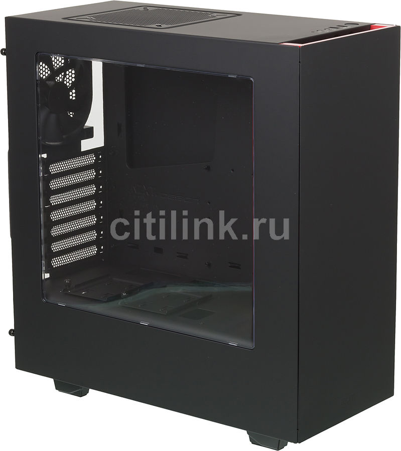 ПК I-RU City в составе INTEL Core i7 5820K/MSI X99S G7/64Гб/GeForce GTX750Ti 2Гб/3Тб/600W