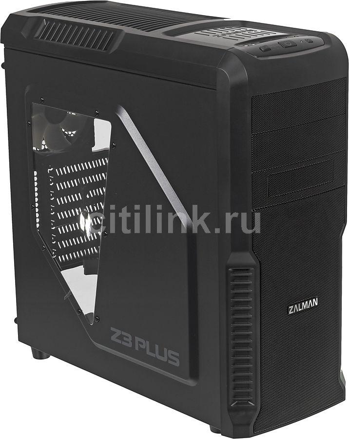ПК iRU City 101 в составе INTEL Core i5 4690/GA-H97-D3H/8GB/GeForce GTX750Ti 4GB/1TB/DVD-RW/450W