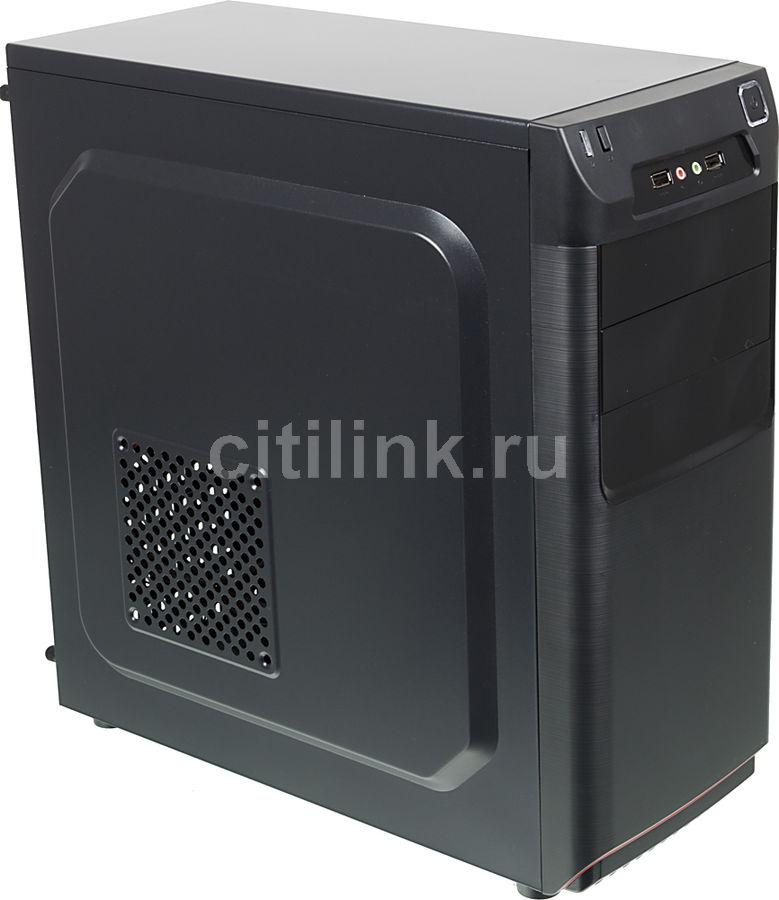 ПК iRU City 101 в составе AMD FX 6300/ASROCK 970M Pro3/8Gb/GTX1050 2Gb/500Gb/500W