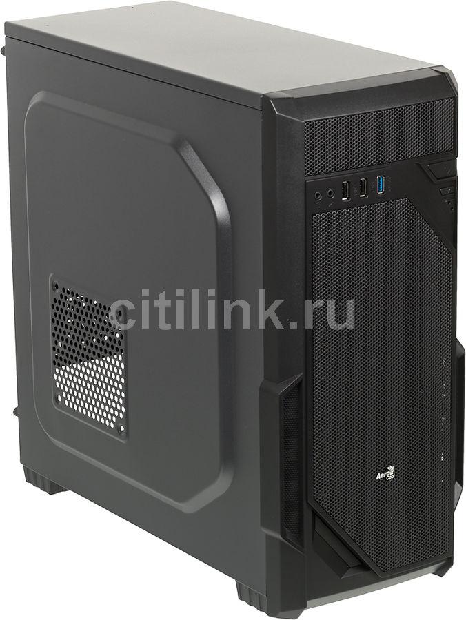 ПК iRU City 101 в составе INTEL i5 7400/ASUS H110-PLUS/2x8Gb/GTX1050TI 4Gb/240Gb/1Tb/DVD-RW/650W