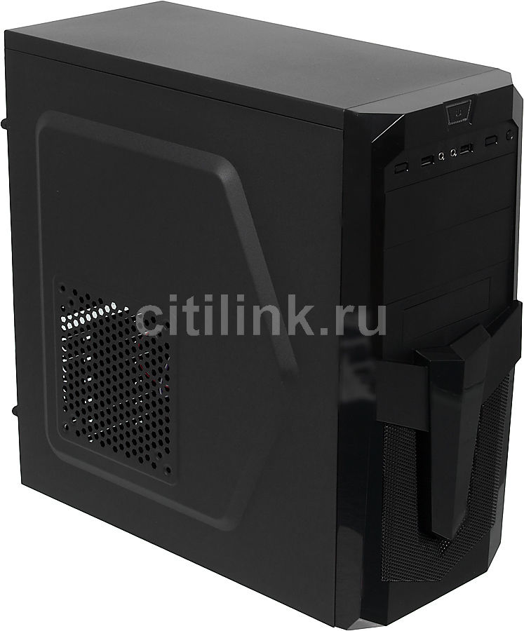 ПК iRU City 101 в составе AMD Ryzen 5 2400G/ASUS PRIME B350-PLUS/4Gb/500W