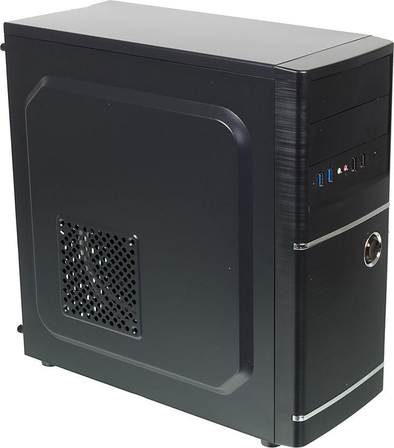 ПК iRU City 101 в составе AMD Ryzen 5 2400G/ASUS B350-PLUS/2x8Gb/GTX1050TI 4Gb/1Tb/DVD-RW/750W/W10H