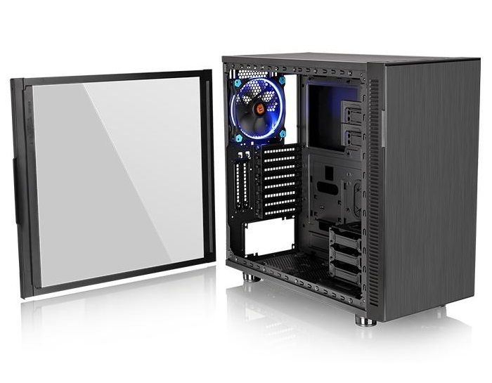 PC iRU City 101 kit INTEL i7 8700/ASUS TUF Z390M-PRO GAMING/2x16Gb/RTX2070 8Gb/250Gb/2Tb/600W